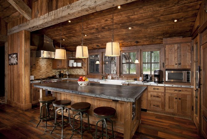 Awesome Log Home With Rustic Interior – Page 2 – Cozy ...