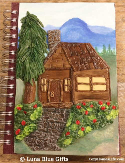 Cozy cabin journal