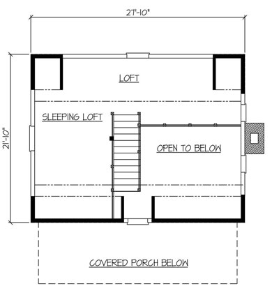 Lakeside log cabin with walkout basement page 2 of 2 for Log cabin floor plans with walkout basement