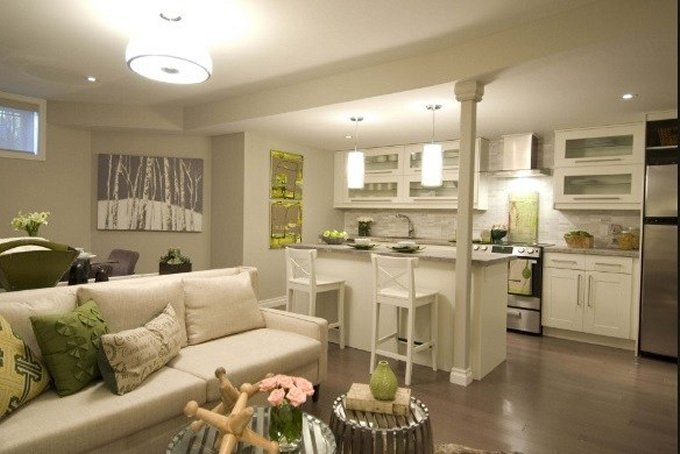 Best small home modern design interior