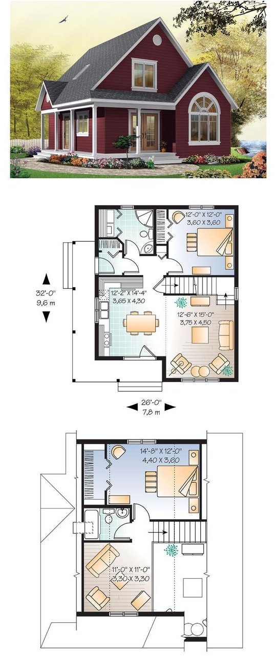 28 Cozy Cottage Floor Plans Cozy Cottage Plans Cozy