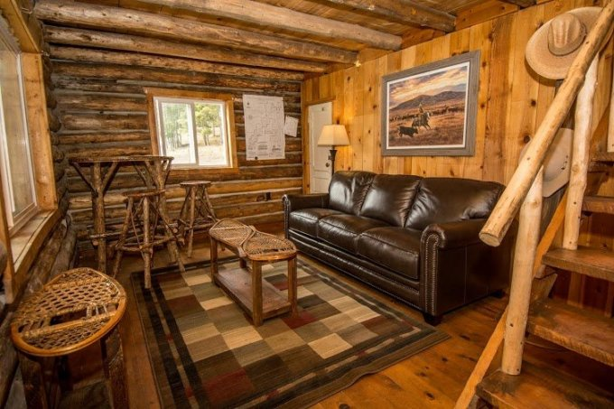 Rustic Country Cabin Dream Come True Cozy Homes Life