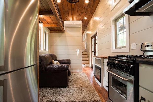 Tiny Home Designs: Timbercraft Gooseneck Retreat On Wheels