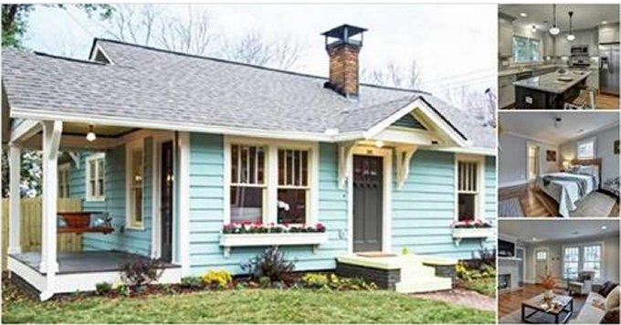 Atlanta tiny house
