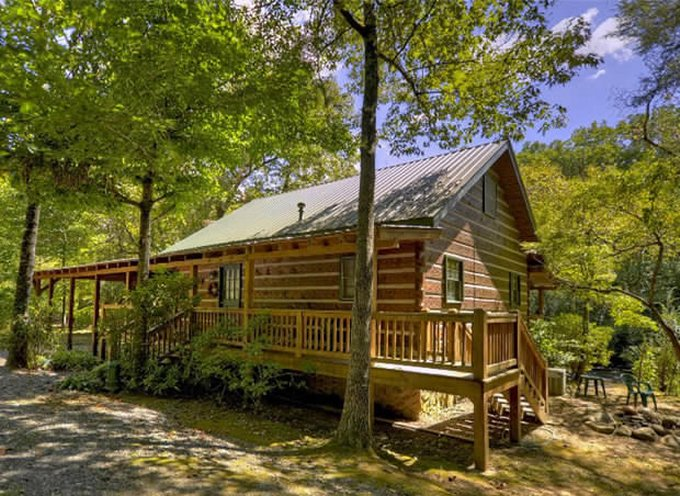 Dream Log Cabin By The River For Sale Page 2 Cozy