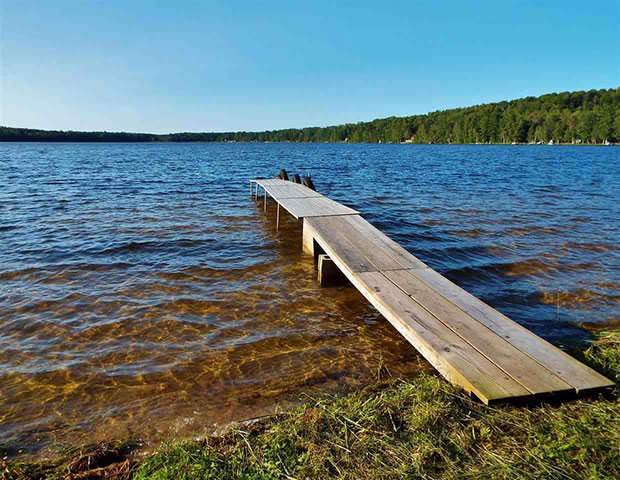 cabin with thunder lake access for sale page 3 cozy