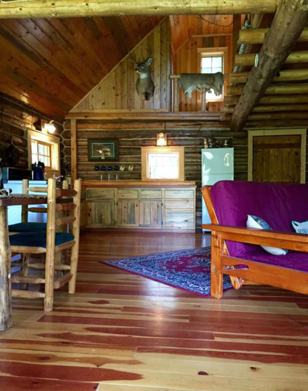 Montana log cabin for sale page 2 of 3 cozy homes life for Cabin builders montana