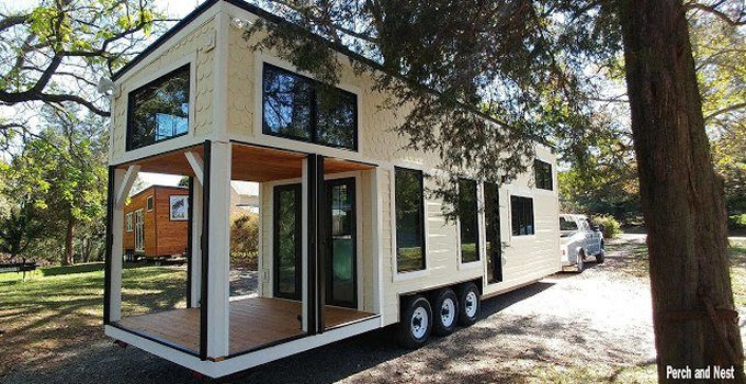 Tiny Homes Archives - Page 2 of 6 - Cozy Homes Life