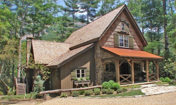 Cozy cabin