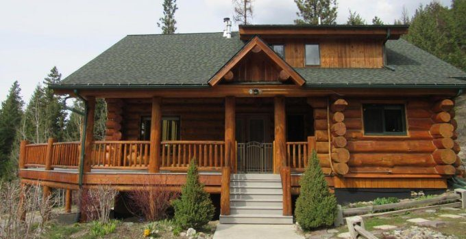 Cozy Homes Life - Page 5 of 29 - Beautiful Log Homes, Cabins, Tiny ...
