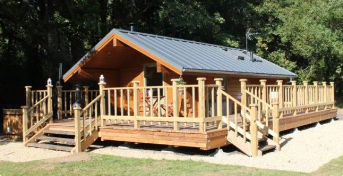 Nice cozy cabin