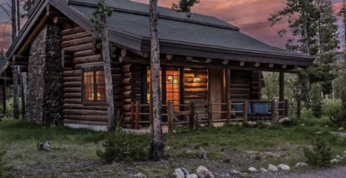 Cabin in Idaho