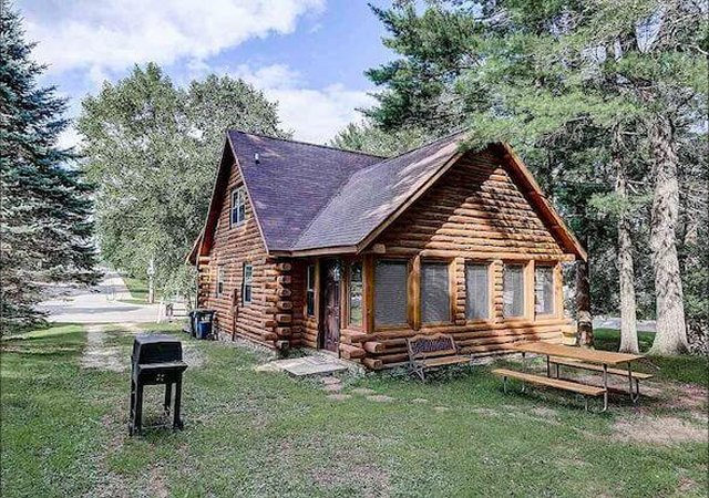 Affordable cabin