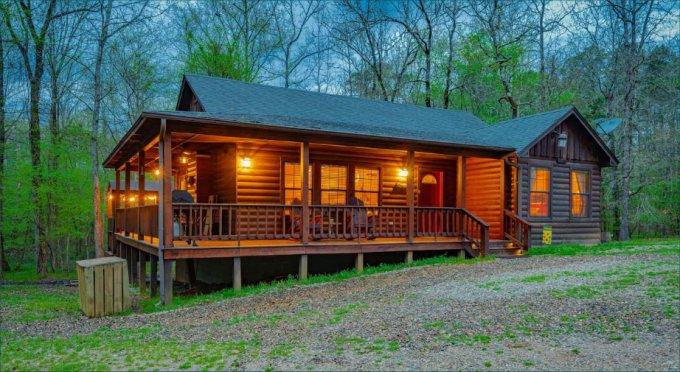 Nice cabin