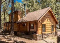 Cabin near Grand Canyon