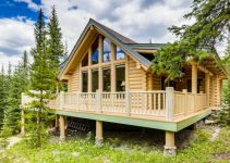 Log cabin in Breckenridge