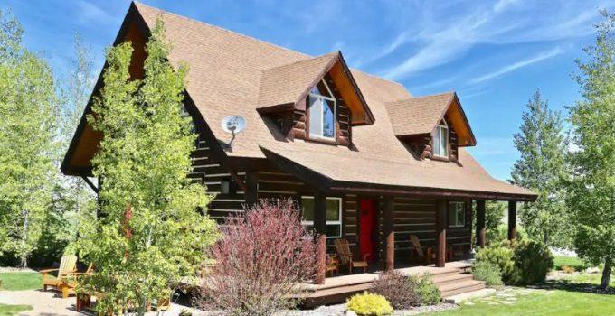 Cabin at Grand Teton