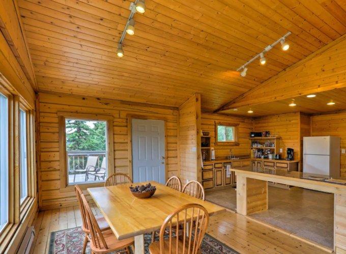 Cabin in AK