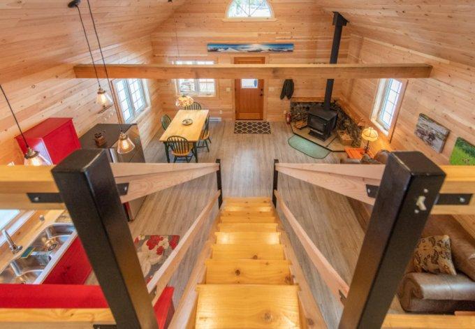Edgewood cabin