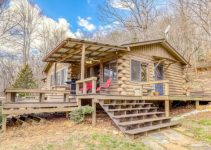 Log cabin in Georgia