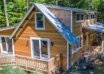 Cabin in Vermont