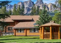 Castle Mountain cabin