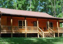 Cabin in Virginia