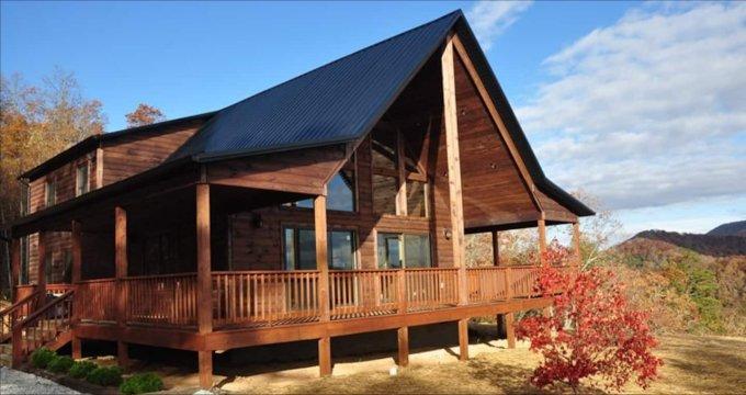 Clouds cabin