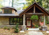 Charming log cabin
