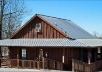Cabin in Arkansas