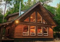 Cabin in Lassen Park