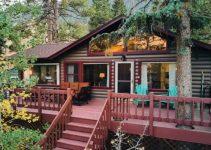 Cabin at Pikes Peak