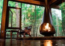 Unique cabin