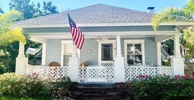 Azure cottage